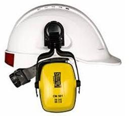 Hearing Protector for helmet