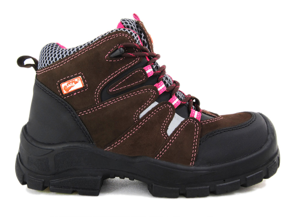 Supervisor Type Safety Boot for Women